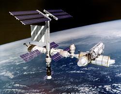 International Space Station ISS. Source: DVIDS, dvidshub.net, NASA