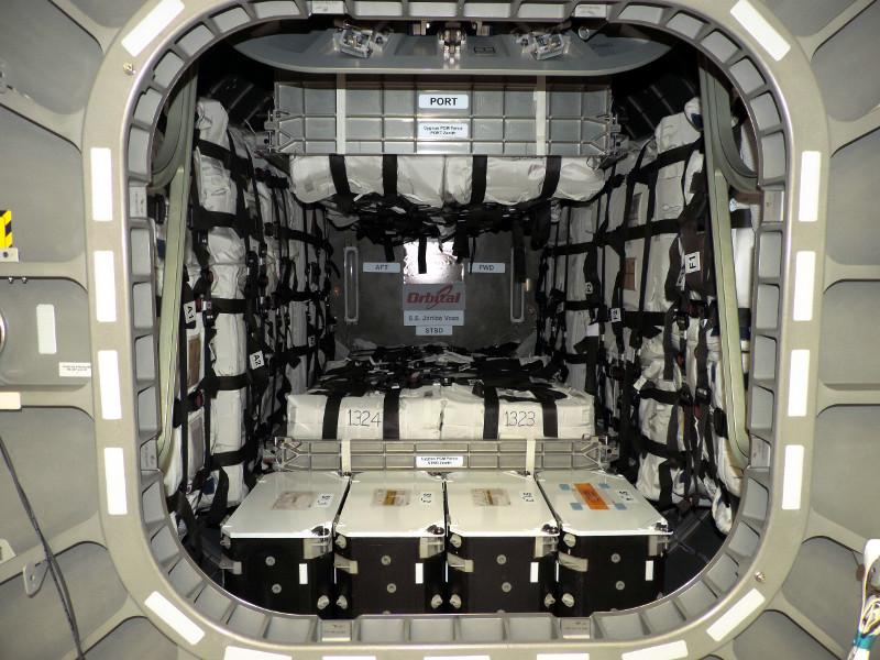 inside aquarius spacecraft - photo #14