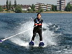 Wet Physics: Water Skiing as an Extreme Sport