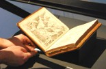 Image MSR datalogger hidden under a book