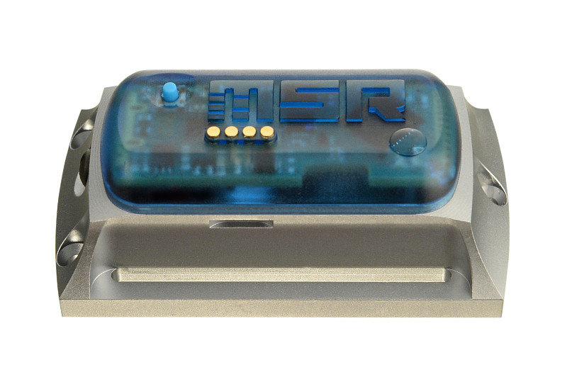 Enregistreur de données MSR145, boîtier design avec 900 mAh batterie, étanche à l'eau IP 67