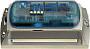 Enregistreur de données MSR145, boîtier design avec 900 mAh batterie, antipoussière IP 60