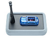 Universal Data Logger with wireless sensors for operating temperatures up to 125 °C