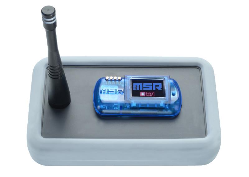 Data loggers MSR – dataloggers acceleration, vibration