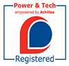 MSR Electronics successfully registered with Achilles