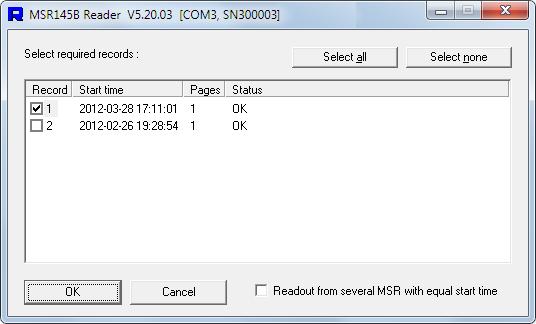 msr2000 software